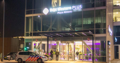 Overval op Best Western hotel in Stad