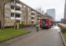 Agent naar ziekenhuis na mishandeling bij brand