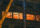 Opnieuw brand in leegstaand gebouw Wisselweg