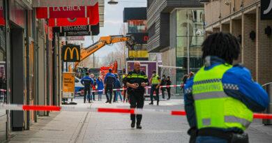 Verdachten aangehouden na overval Stationsstraat