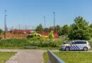 Traumahelikopter ingezet voor medische noodsituatie Eilandenbuurt