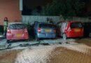 Twee auto's beschadigd bij autobrand Veldmuisstraat