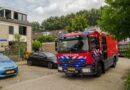 Brandmelding in woning leidt tot aanhouding bewoner