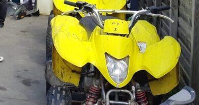Politie vindt gestolen quads in Seizoenenbuurt